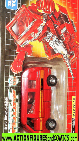 Transformers generation 1 IRONHIDE encore 2007 complete reissue moc mib