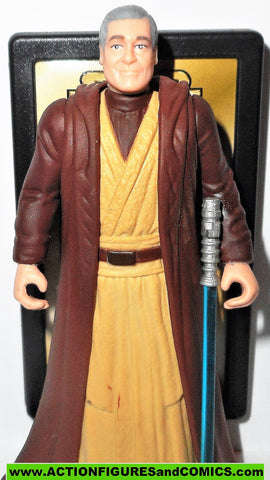 star wars action figures ANAKIN SKYWALKER 1998 Flashback power of the force w card
