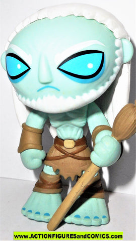 Game of Thrones WHITE WALKER Funko pop mystery minis got 2014