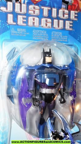 justice league unlimited BATMAN mega armor 2003 jlu dc universe moc