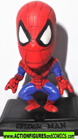 Marvel Micro Super Heroes SPIDER-MAN 2 inch minis corinthian