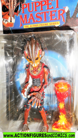 puppet master THE TOTEM full moon toys movie action figures moc
