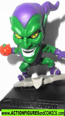 Marvel Micro Super Heroes GREEN GOBLIN spider-man 2 inch minis corinthian