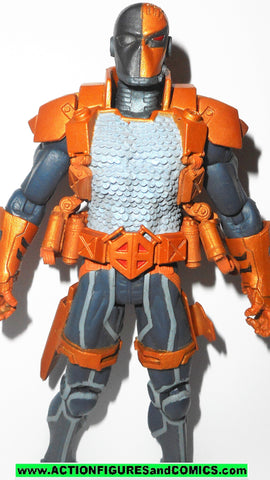 dc direct DEATHSTROKE New 52 Super Villains universe collectibles