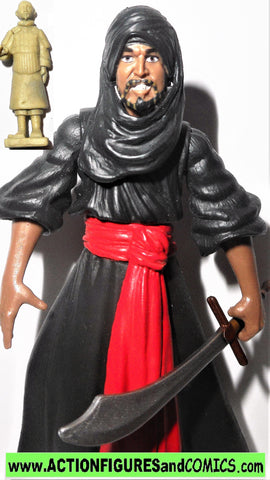 Indiana Jones hasbro CAIRO SWORDSMAN 2008 complete kenner