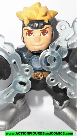 Marvel Super Hero Squad HAVOK alex summers 2008 doom of the dark beast