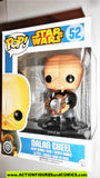 Funko Pop star wars CANTINA BAND MEMBER Nalan Cheel 52 vinyl moc mib