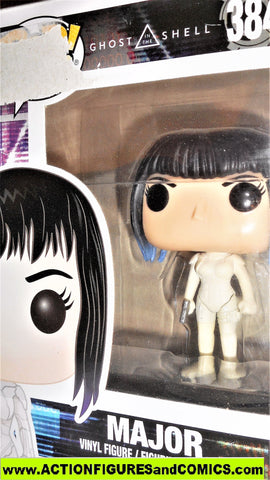 Funko Pop Ghost in the shell MAJOR 384 Animation Anime tv moc mib 00