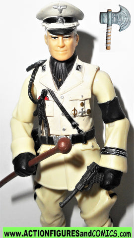 Indiana Jones COLONEL VOGEL 2008 The Last Crusade hasbro