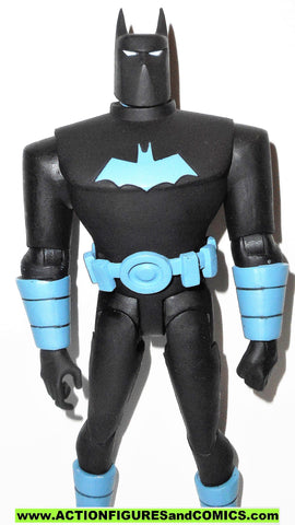 dc direct BATMAN FIREPROOF anti-fire suit animated #29 collectibles dc universe fig