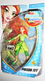 DC super hero girls POISON IVY 6 inch action figures batman dc universe moc
