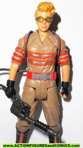 ghostbusters JULLIAN HOLTZMANN 2016 movie complete mattel action figures