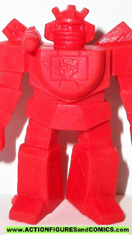 Transformers WHEELJACK Keshi surprise muscle red generation one 1 g1 style