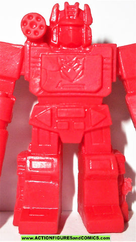 Transformers SOUNDWAVE Keshi surprise muscle red generation one 1 g1 style