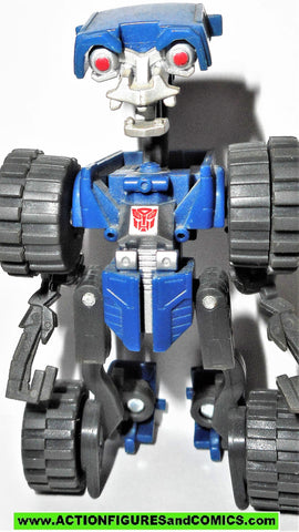 transformers movie WHEELIE Autobot revenge of the fallen legend class
