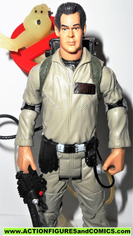 ghostbusters RAY STANTZ w 3D no ghost matty toys exclusive