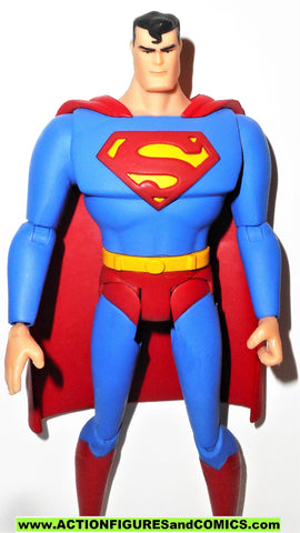 dc direct SUPERMAN animated series collectibles dc universe fig