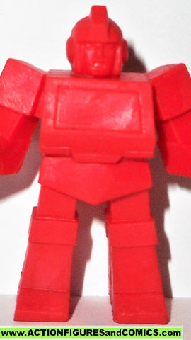 Transformers IRONHIDE Keshi surprise muscle red generation one 1 g1 style