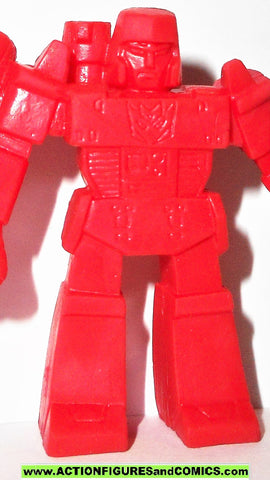 Transformers MEGATRON Keshi surprise muscle red generation one 1 g1 style
