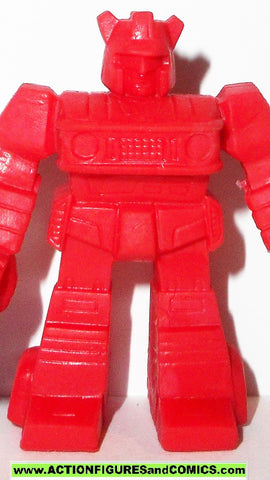 Transformers JAZZ Keshi surprise muscle red generation one 1 g1 style