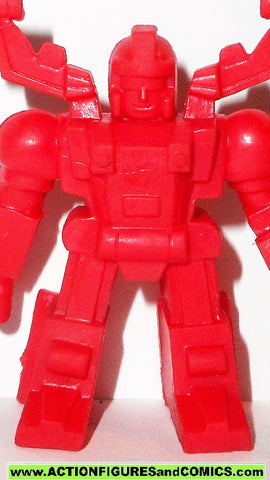 Transformers SHRAPNEL INSECTICON Keshi surprise muscle red generation one 1 g1 style