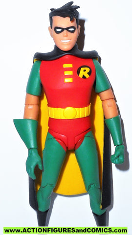 dc direct ROBIN Batman animated #06 collectibles dc universe fig