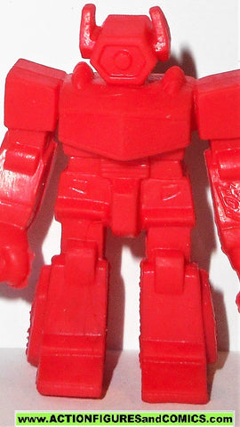 Transformers SHOCKWAVE Keshi surprise muscle red generation one 1 g1 style
