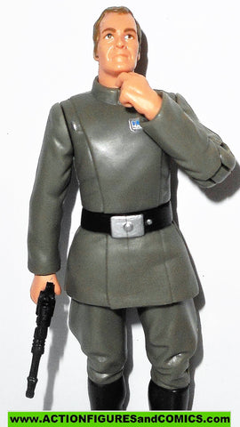 star wars action figures ADMIRAL MOTTI imperial commander commtech