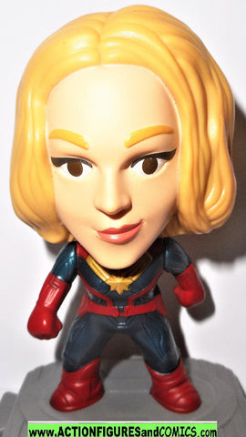 Avengers Endgame CAPTAIN MARVEL McDonalds 5 happy meal funko pop movie