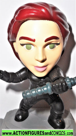 Avengers Endgame BLACK WIDOW McDonalds 16 happy meal funko pop movie