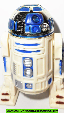 star wars action figures R2-D2 Princess collection 1998 droids