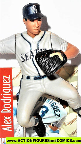 Starting Lineup ALEX RODRIGUEZ 1997 Seattle Mariners sports baseball