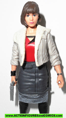 star wars action figures QI'RA qira corellia SOLO movie force link