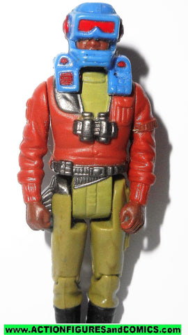 M.A.S.K. kenner HONDO MacLEAN FIRECRACKER mask complete cartoon animated