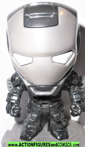 Avengers Endgame WAR MACHINE McDonalds 10 happy meal funko pop