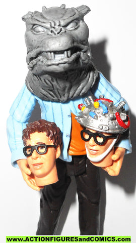 ghostbusters VINZ CLORTHO rick moranis louis tully 2011 matty exclusive movie