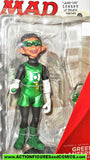 dc direct MAD magazine GREEN LANTERN Alfred e neuman moc mib 000