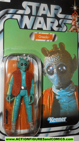 star wars action figures GREEDO votc saga collection 2006 moc