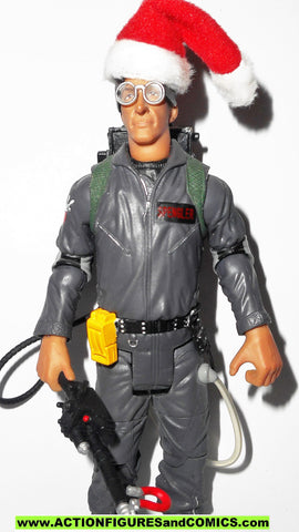 ghostbusters EGON SPENGLER Christmas xmas matty exclusive movie II action figure