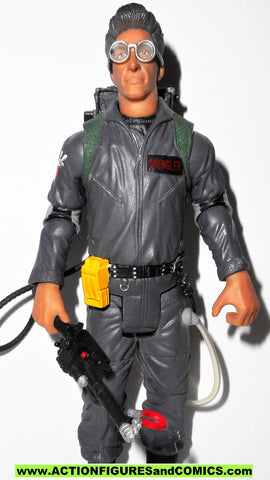 ghostbusters EGON SPENGLER Gray Suit TRU movie II action figure