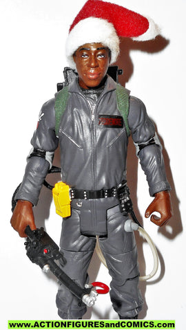 ghostbusters WINSTON ZEDDEMORE Christmas xmas matty exclusive movie II action figure