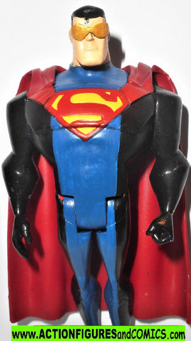 justice league unlimited ERADICATOR Superman dc universe animated CUSTOM