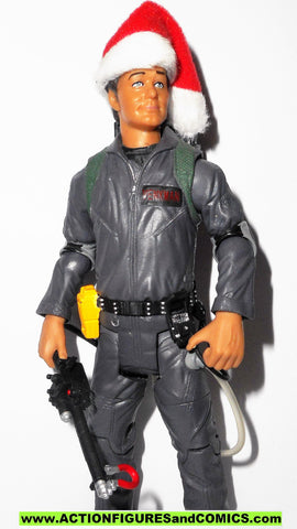 ghostbusters PETER VENKMAN Christmas xmas matty exclusive movie II action figure
