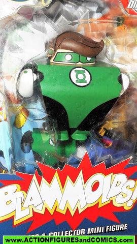 DC Direct Blammoids GREEN LANTERN hal jordan series 1 collectibles moc