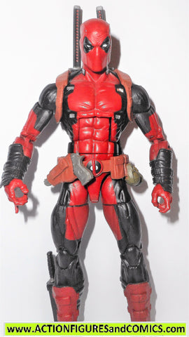 marvel legends DEADPOOL juggernaut series x-men 2016 hasbro #012