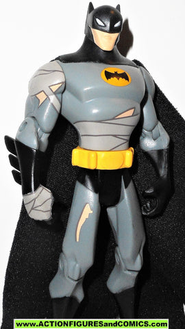 batman EXP animated series BATMAN bane battle torn suit shadow tek extreme power