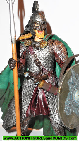 Lord of the Rings ROHIRRIM SOLDIER rohan toybiz lotr 99p