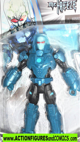 dc universe Total Heroes MR FREEZE 6 inch Batman action figures moc