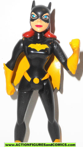 batman animated series BATGIRL Jack in the box exclusive 2001