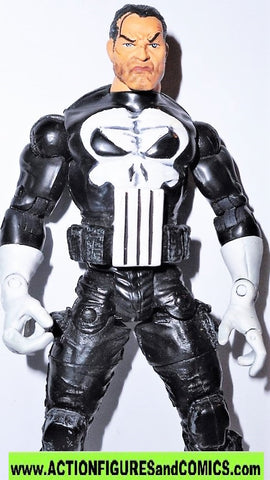 Copy of marvel legends PUNISHER series IV 4 action figure toy biz mach